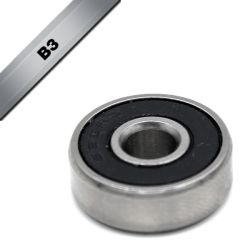 BLACK BEARING B3 roulement 626-2RS
