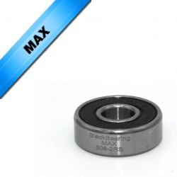 BLACK BEARING roulement 608-2RS MAX