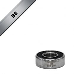 BLACK BEARING B3 roulement 698-2RS