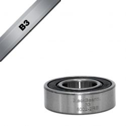 BLACK BEARING B3 roulement 6002-2RS
