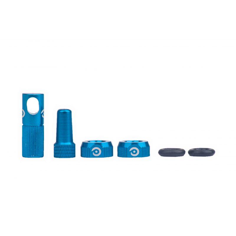 MOMUM - Kit Upgrade SAV 6 pièces - TAV BOOSTER - BLUE