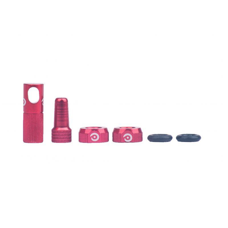 MOMUM - Kit Upgrade SAV 6 pièces - TAV BOOSTER - RED