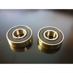 BLACK BEARING B3 Inox roulement 6000-2RS