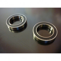 BLACK BEARING B5 Inox roulement 61901-2RS / 6901-2RS