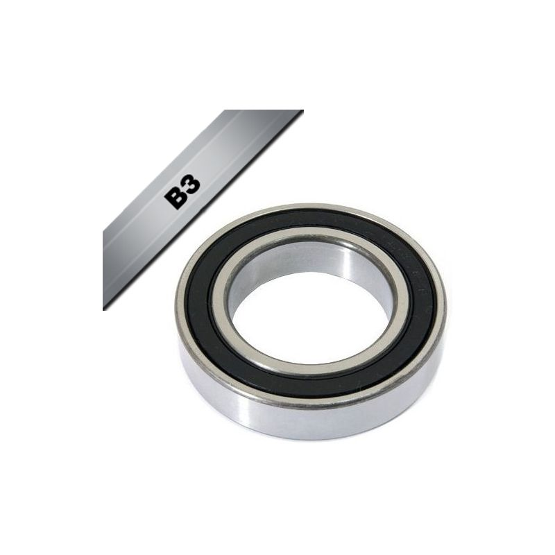 BLACK BEARING B3 roulement 31437 2RS